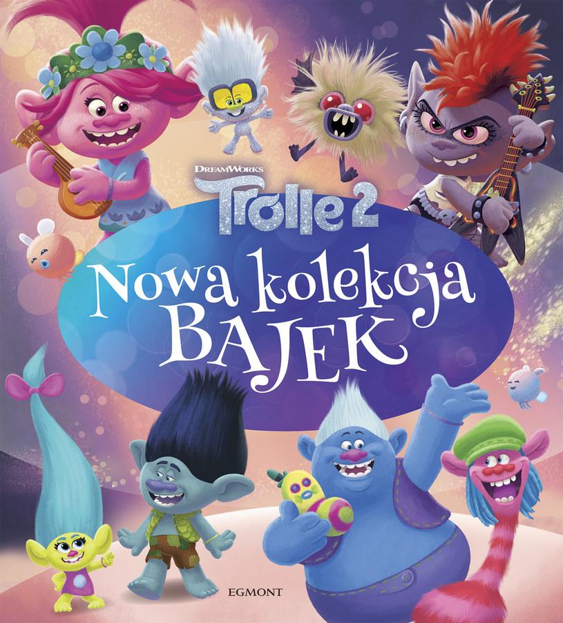 """""""Trolle 2. Nowa kolekcja bajek"""" /INTERIA.PL/materiały prasowe"""