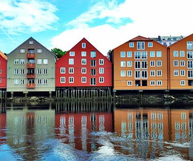 Trondheim - architektoniczne cuda nad fiordem