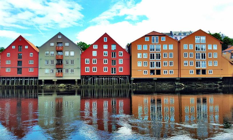 Trondheim to pełne uroku miasto położone /Scoopshot / Krzysztof Ząbek /