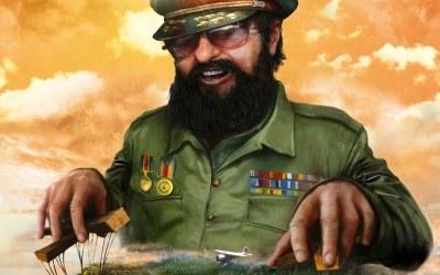 Tropico 3 - fragment okładki z gry /Informacja prasowa