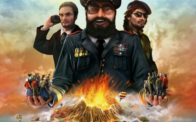 Tropico 4 - motyw graficznyq /Informacja prasowa