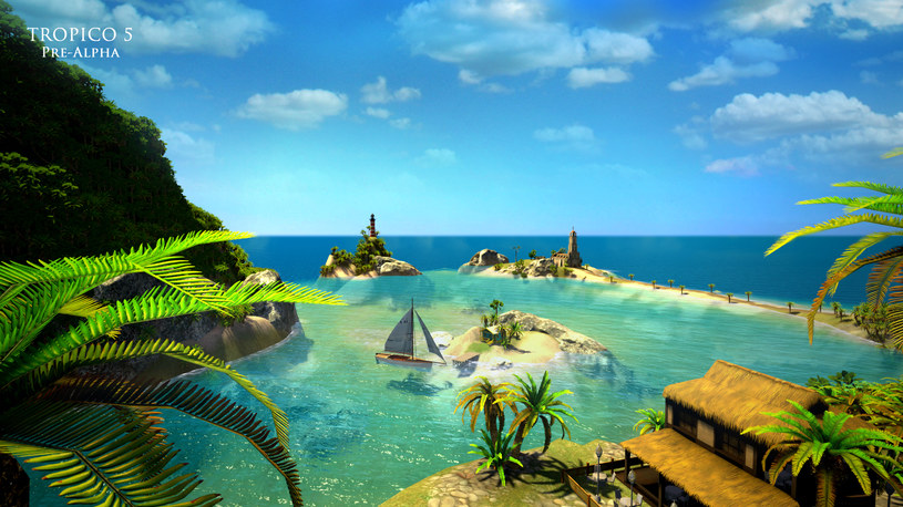 Tropico 5 /materiały prasowe