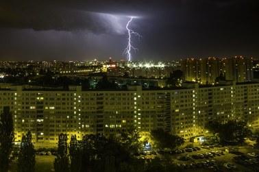 Tropikalne upały, a w nocy - mocno zagrzmi