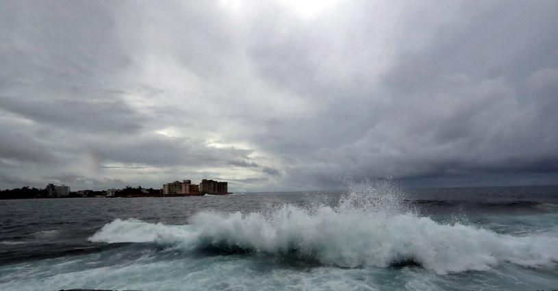 Tropikalny sztorm Eta /ERNESTO MASTRASCUSA /PAP/EPA
