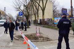 Trotyl i granaty na boisku szkolnym w podwarszawskim Pruszkowie