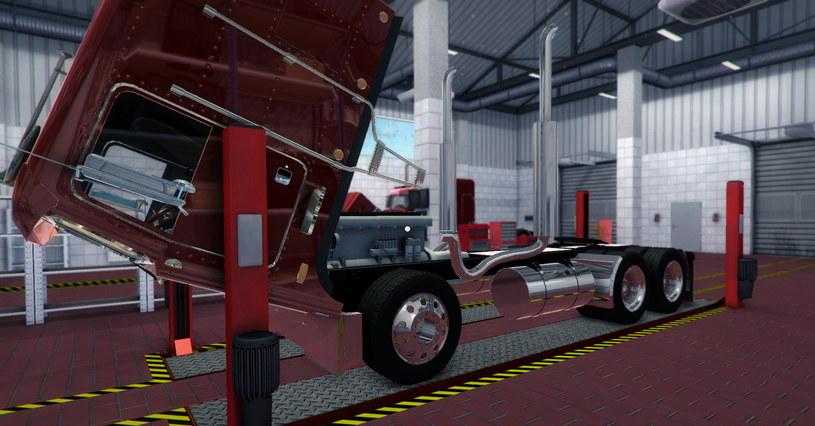 Truck Mechanic Simulator /materiały prasowe