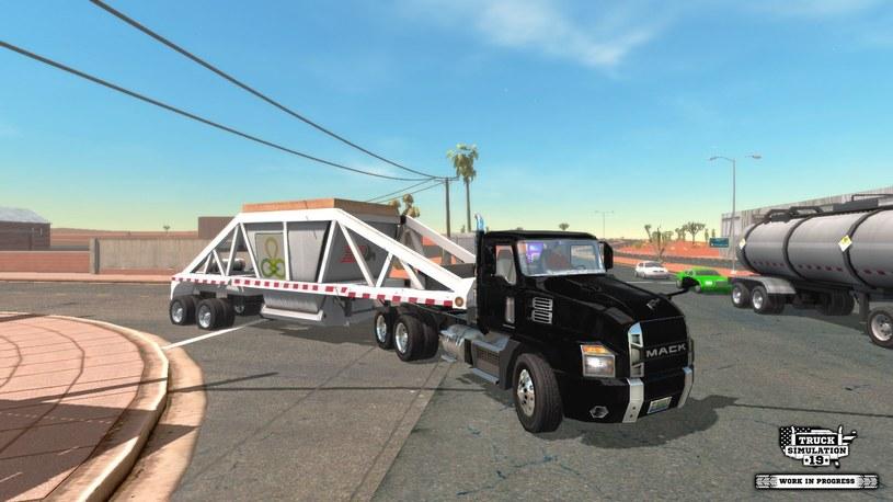 Truck Simulation 19 /materiały prasowe