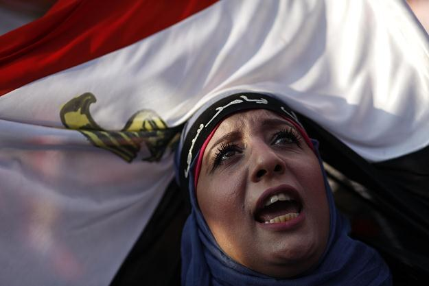 Trudną kondycję Egiptu mogłoby poprawić szybkie wyłonienie prawowitego i stabilnego rządu /AFP