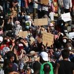 Trudna sytuacja na Lesbos. Policja użyła gazu łzawiącego