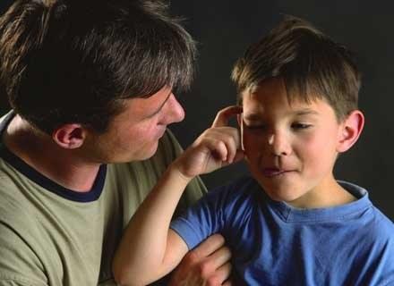 """""""Trudne dzieci"""" potrzebują dużo uwagi /INTERIA.PL"""
