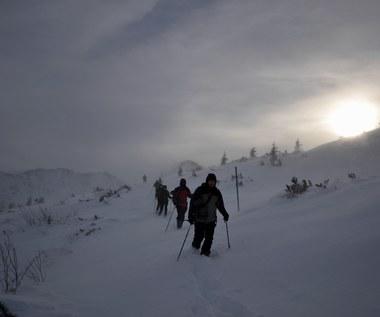Trudne warunki w Tatrach. TOPR apeluje o rozwagę