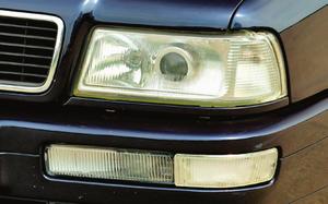 Trudno dostępne lampy soczewkowe mogą kosztować 1,5 tys. zł. (kliknij, żeby powiększyć) /Motor