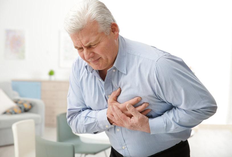 Trudno określić przyczyny kardiologicznego zespołu X /123RF/PICSEL