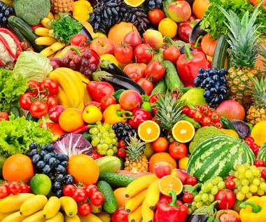 Trujące substancje w warzywach i owocach