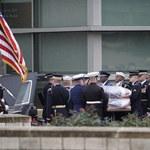Trumna z ciałem Busha spoczęła w College Station