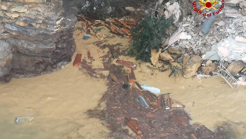Trumny na morzu w Camogli /materiały prasowe