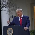 Trump: Czas pokaże, kto będzie w Białym Domu