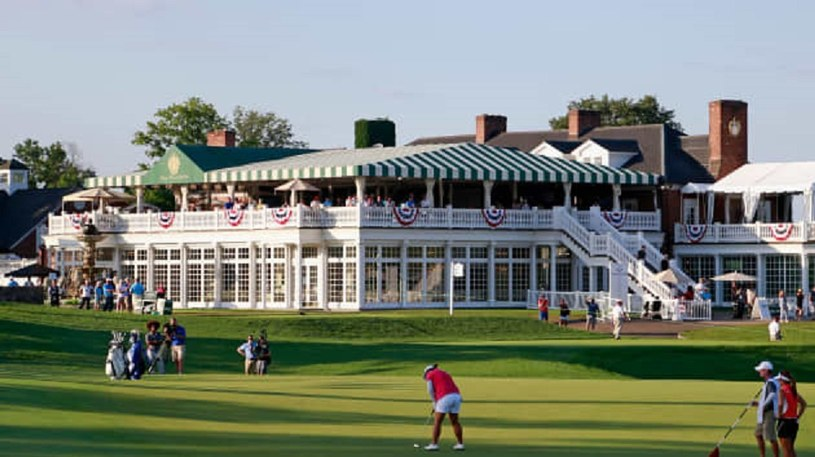 Trump National Golf Club /Matt Sullivan /Getty Images