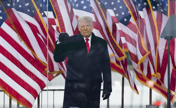 Trump: Nigdy się nie poddamy i nigdy nie ustąpimy