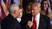 Trump oburzony. Żąda przeprosin dla swojego wiceprezydenta