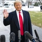 Trump odwołał wyjazd amerykańskiej delegacji na forum w Davos