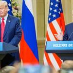 Trump po spotkaniu z Putinem: Nasze relacje nie były nigdy tak złe. To się dziś zmieniło