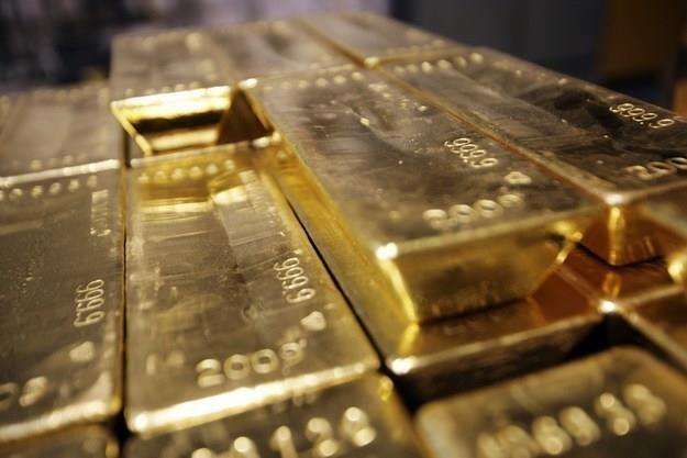 Trump podbija cenę złota /AFP