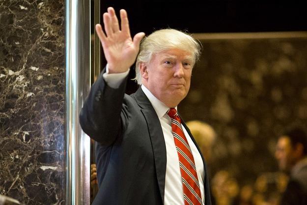 Trump proponuje ład światowy oparty na rywalizacji nacjonalizmów /AFP