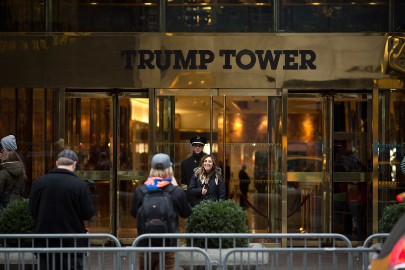 Trump Tower /Kevin Hagen / GETTY IMAGES NORTH AMERICA /AFP
