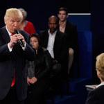 Trump wsadza Clinton do więzienia, czyli druga debata prezydencka w USA