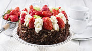 Truskawkowe słodkości bez cukru