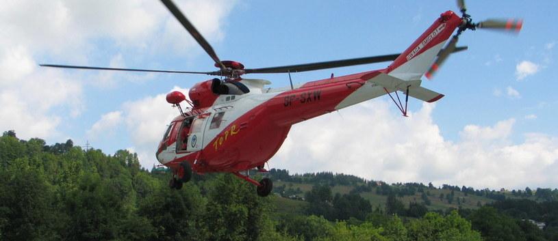 Trwa akcja ratunkowa /RMF FM