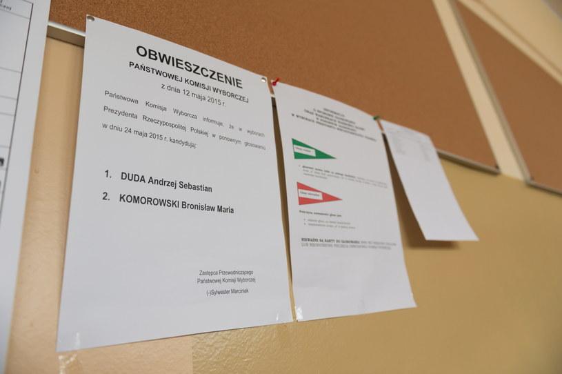 Trwa głosowanie, zdj. ilustracyjne /Jakub Kaczmarczyk /PAP