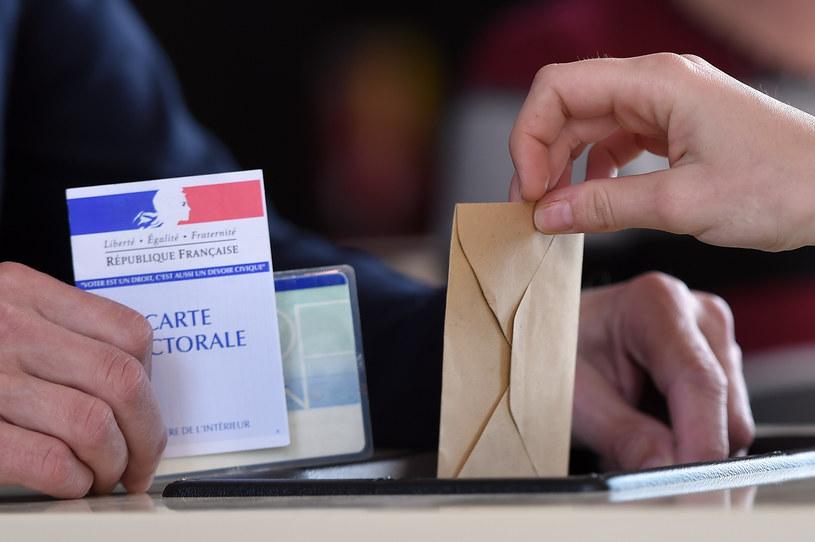 Trwa głosowanie /AFP
