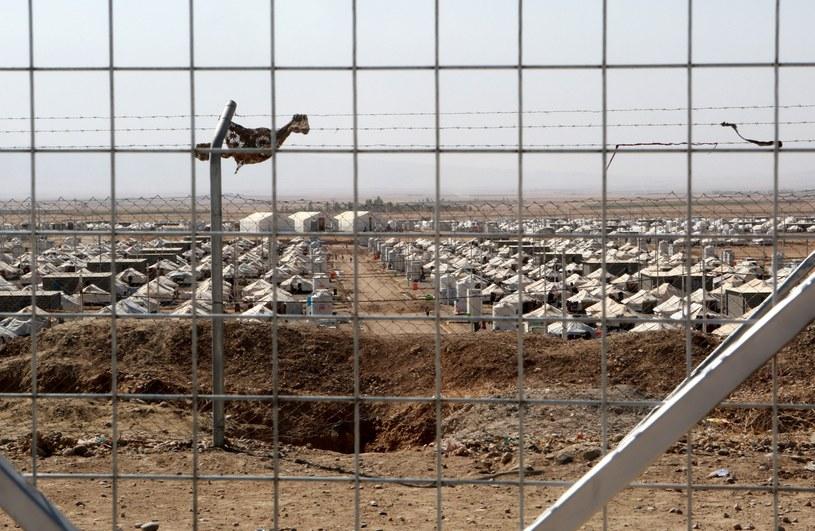 Trwa ofensywa na Mosul /AMEL PAIN /PAP/EPA