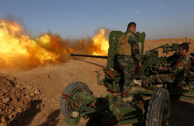Trwa ofensywa w Mosulu /AFP