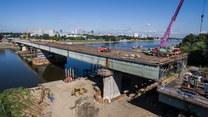 Trwa remont Mostu Łazienkowskiego