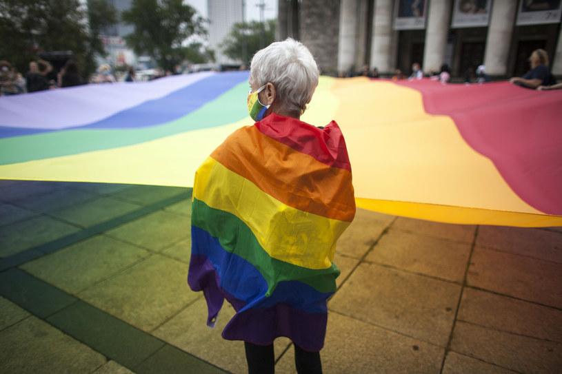 Trwa spór o tzw. uchwałę anty-LGBT. Zdj. ilustracyjne /Maciej Łuczniewski /East News