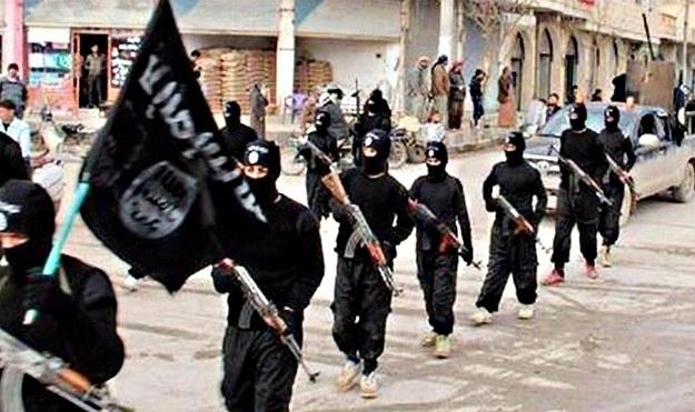 Trwa walka z Państwem Islamskim /AFP