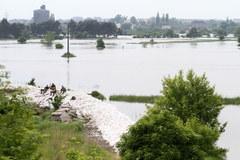 Trwa walka z powodzią w Poznaniu