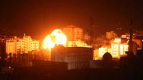Trwa wymiana ognia na linii Izrael-Palestyna
