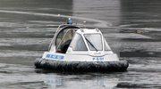 Trwają poszukiwania kobiety zaginionej podczas kąpieli w Wiśle