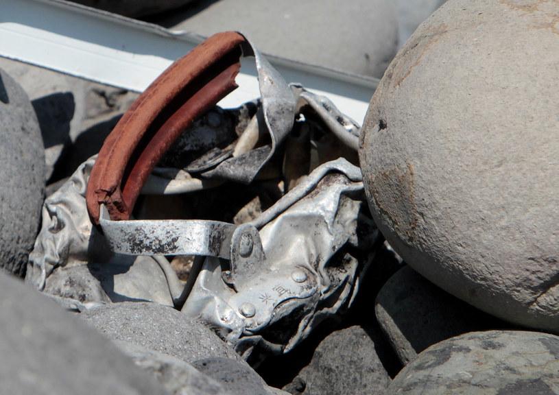 Trwają poszukiwania szczątków zaginionego boeinga /AFP