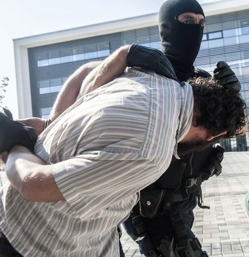 Trwają poszukiwania terrorystów, zdj. ilustracyjne /ARMEND NIMANI  /AFP