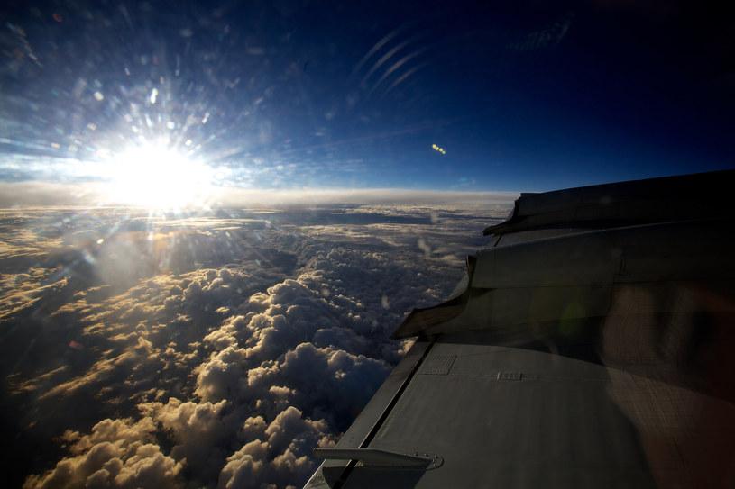 Trwają poszukiwania zaginioengo samolotu /AFP
