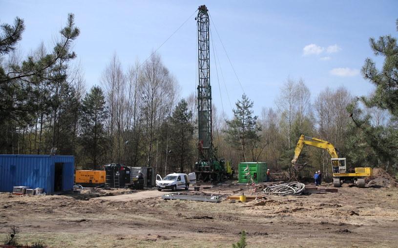 Trwają poszukiwania zaginionych górników /Andrzej Grygiel /PAP