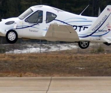 Trwają prace nad latającym samochodem