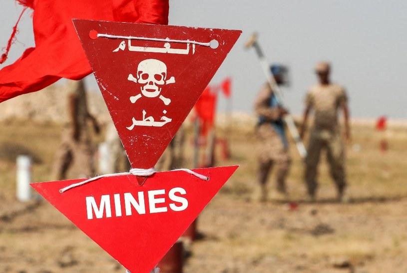 Trwają prace nad nową miną /AFP