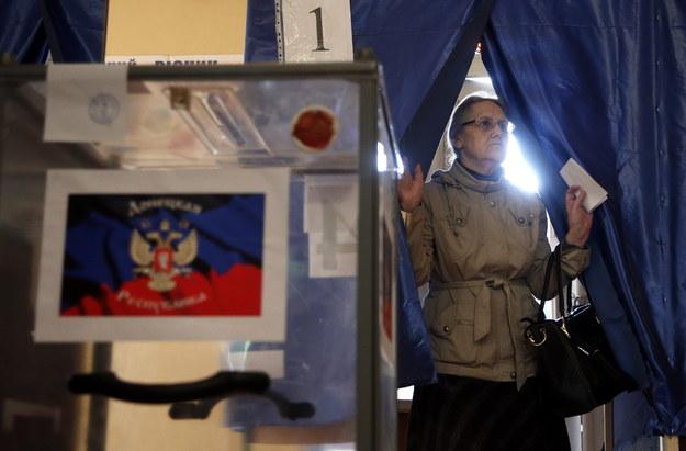 Trwają referenda niepodległościowe na wschodzie Ukrainy