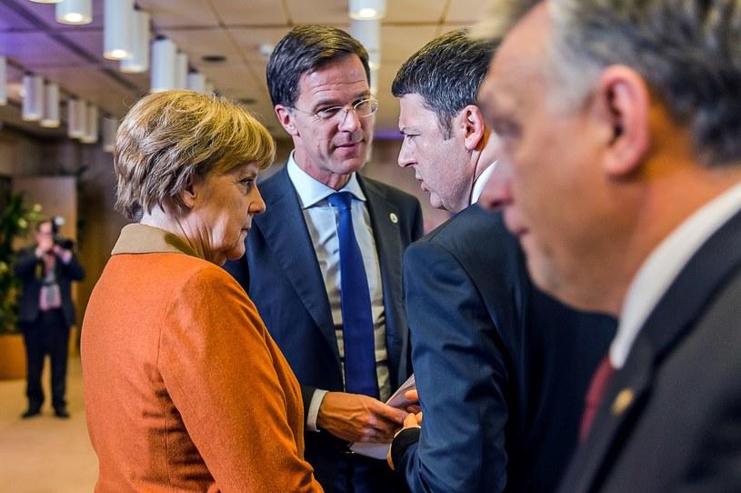 Trwają rozmowy ws. próby rozwiązania kryzysu migracyjnego /AFP